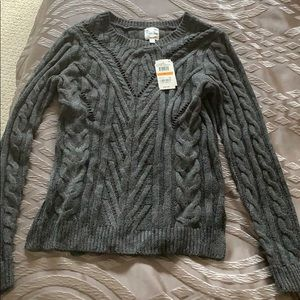 Brand new sweater with tags!